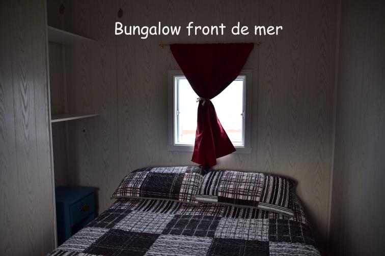 Bungalow front de mer a