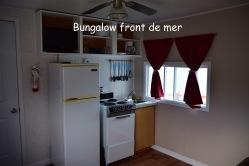 Bungalow front de mer c