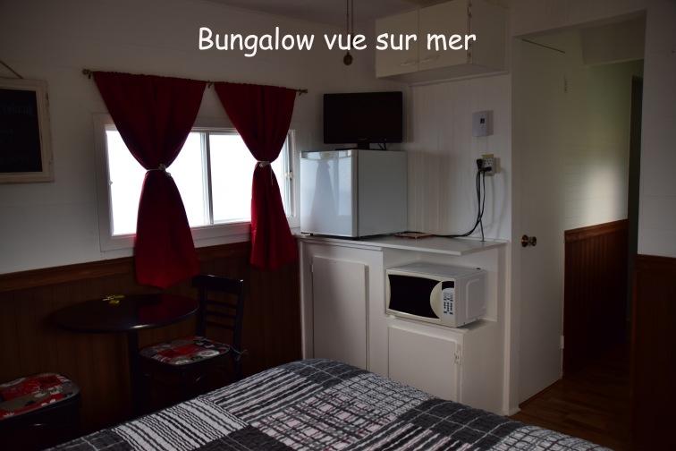 Bungalow vue sur mer a