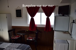 Bungalow vue sur mer b