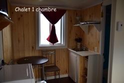 Chalet 1 chambre b