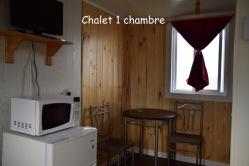 Chalet 1 chambre c