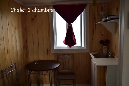 Chalet 1 chambre d