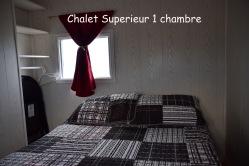 chalet superieur 1 chambre b