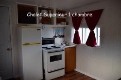 chalet superieur 1 chambre c