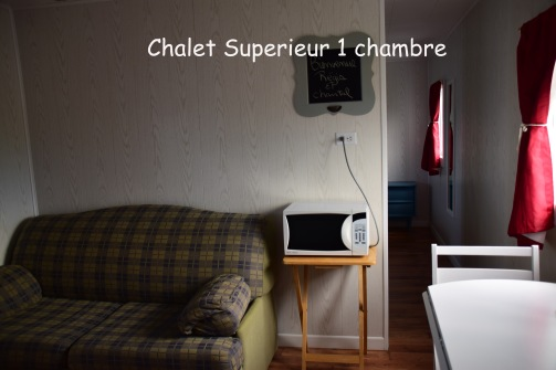 chalet superieur 1 chambre d